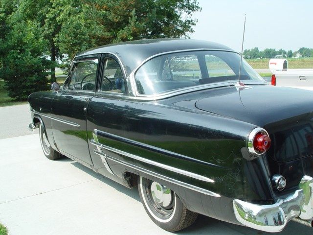 1952 ford business coupe for 1952 ford customline 2 door
