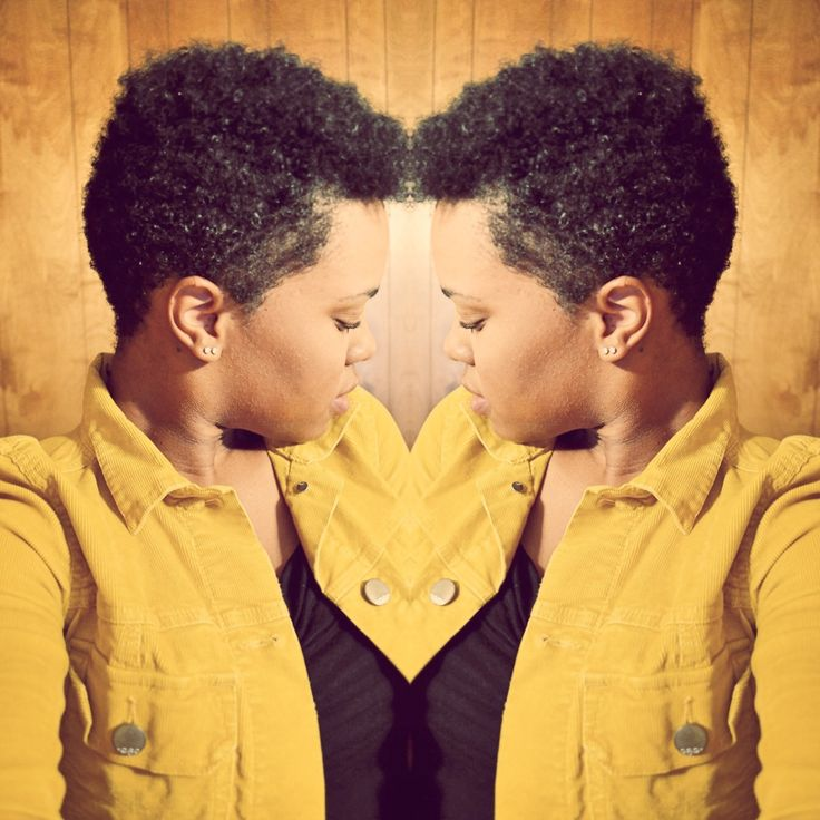Tapered Afro Hairstyles For Women | Short Hairstyle 2013