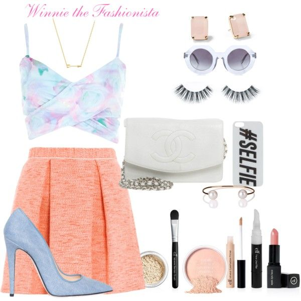 """GIRLY"" by winniethefashionista on Polyvore"