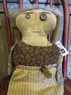 Old Lady Morgan