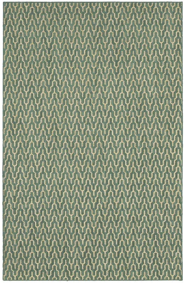 "Area Rug in the HGTV Home collection, style ""Nirvana"" color teal"