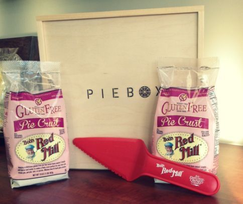 Win it! New Gluten Free Pie Crust Mix from Bob's Red Mill