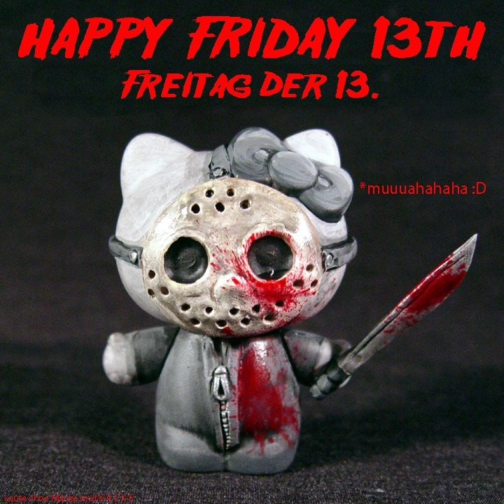 Happy Friday The 13th Funny Pictures Funny Happy Friday The 13th