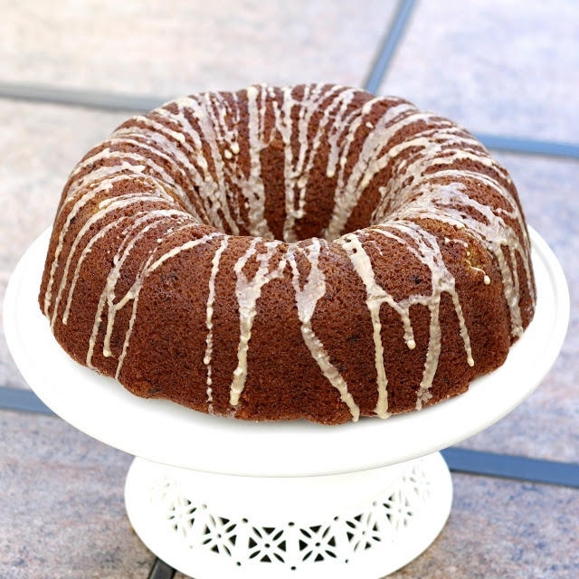 gingerbread espresso bundt cake - absolutely delicious. I used a white ...