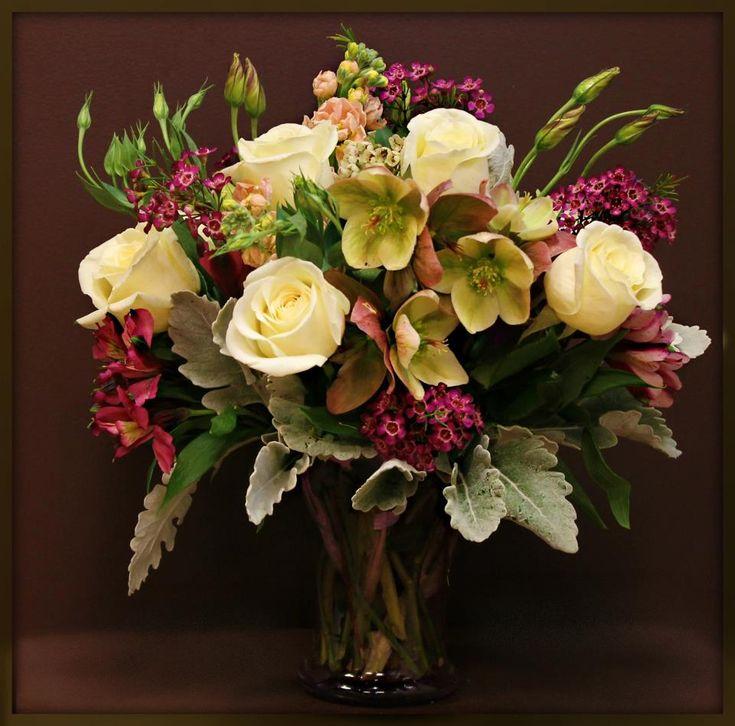 Elegant Wedding Flower Arrangement It Can Be Arranged
