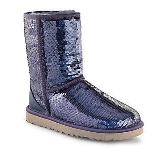 UGG Women's Classic Short Sparkles Boot | Scheels