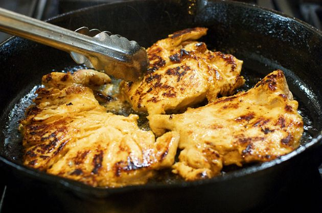 Ranch Style Chicken Recipe — Dishmaps
