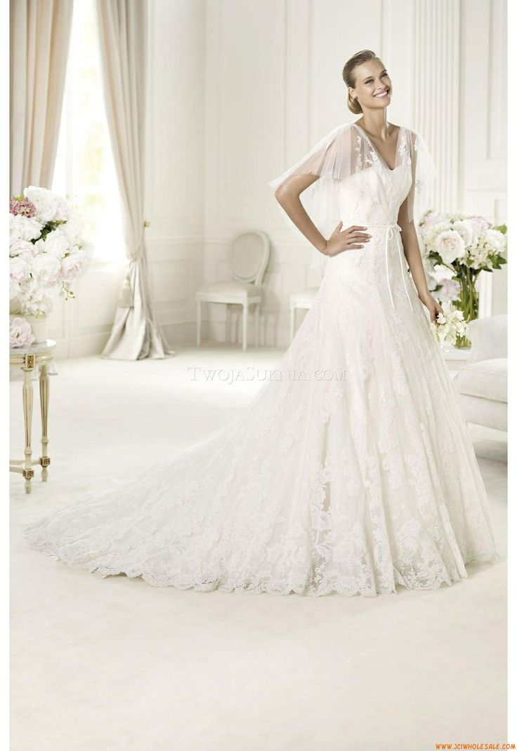 Robe de mariee Pronovias Uva 2013  wedding dresses pronovias 2014 ...