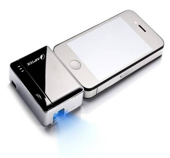 Projector for iphone technology fun gadgets pinterest for Iphone projector