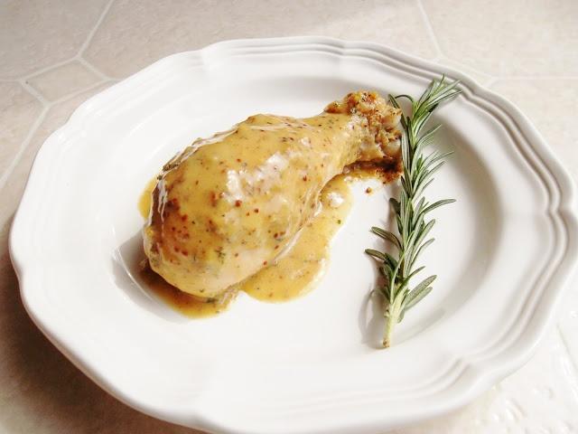 Maple-Mustard Chicken | ♛Chicken♛ | Pinterest