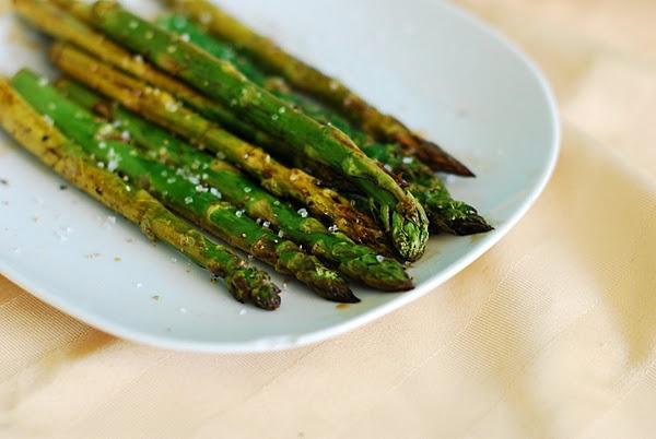 ... parmesan roasted asparagus with parmesan and balsamic asparagus