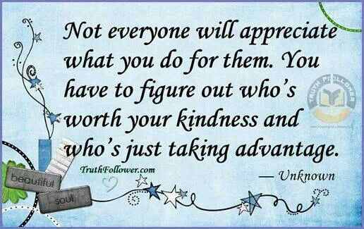 Being Appreciated Quotes I love! Pinterest