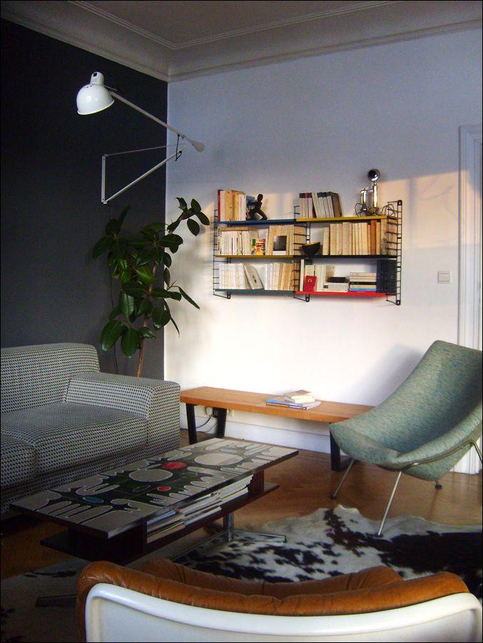 mid century modern apartment ooooh apartment pinterest