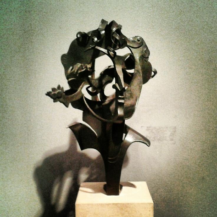 Hommage   224  Chagall  PABLO GARGALLOPablo Gargallo Sculpture