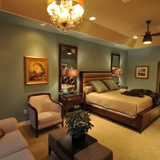 master bedroom retreat decorate