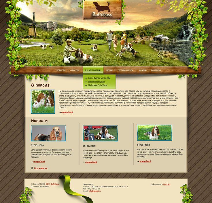 Web design веб дизайн