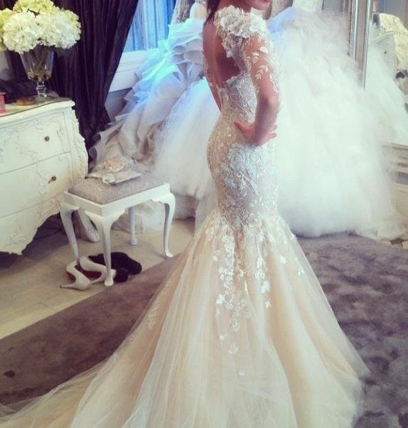 Steven khalil bridal gown wedding dresses pinterest