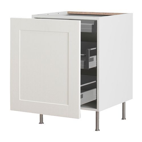 Pinterest - Ikea pull out trash cabinet ...