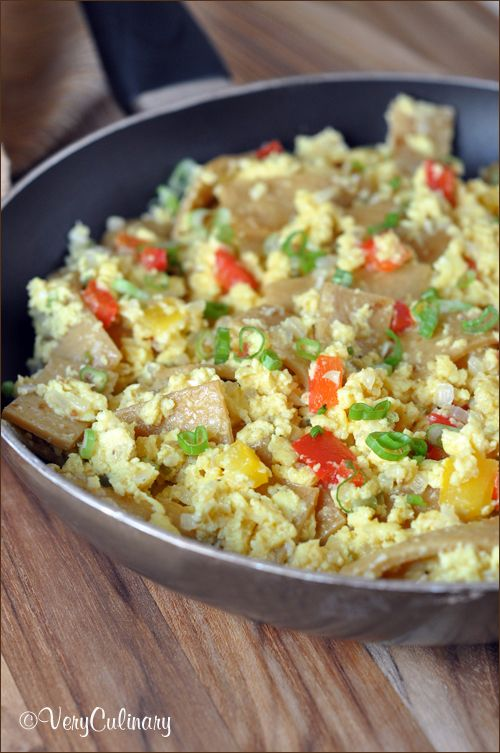Tex-Mex Migas | Very Culinary | Food | Pinterest