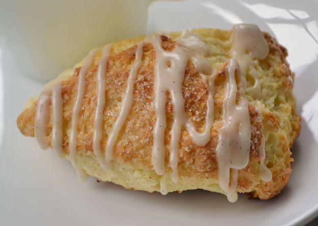 Starbucks Petite Vanilla Bean Scones Copycat Recipe