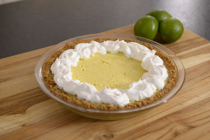 Advertiser content: Bake a deliciously creamy Key lime pie
