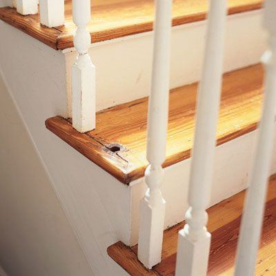 how to change staircase