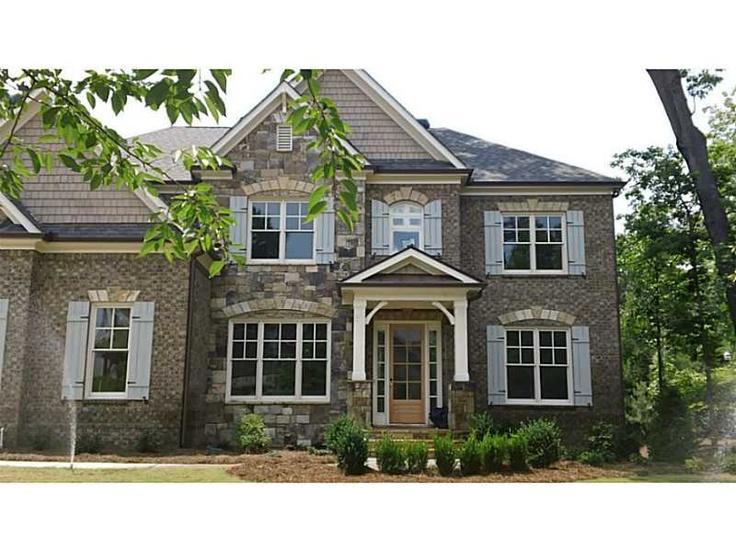 Atlanta Dream Home Pinterest