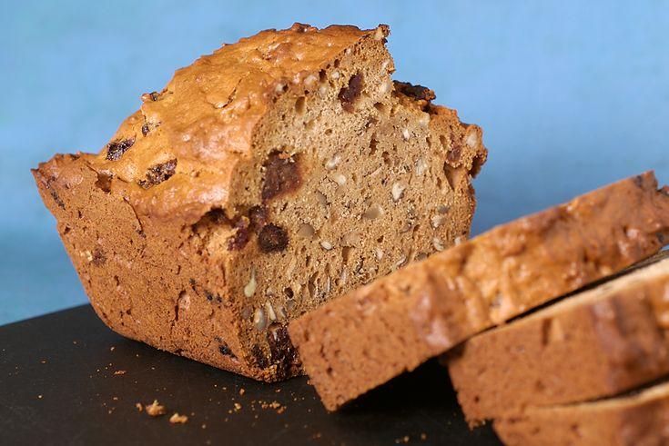 Kahlua Date Nut Bread With Chocolate Chunks Recipes — Dishmaps