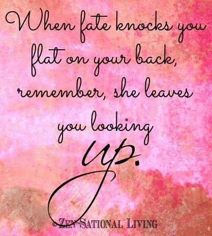 Looking up positivity quote via www zensationalliving com and www