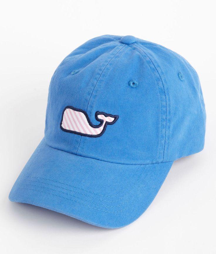 whale baseball hat southern prep