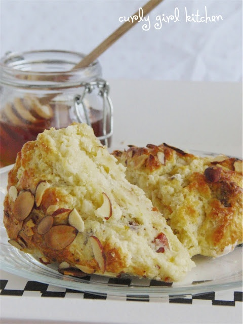 Strawberry Orange Almond Scones | Recipes - Breakfast, Bread & Muffin ...
