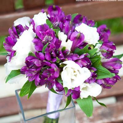Purple alstroemeria bouquetAlstroemeria Bouquet