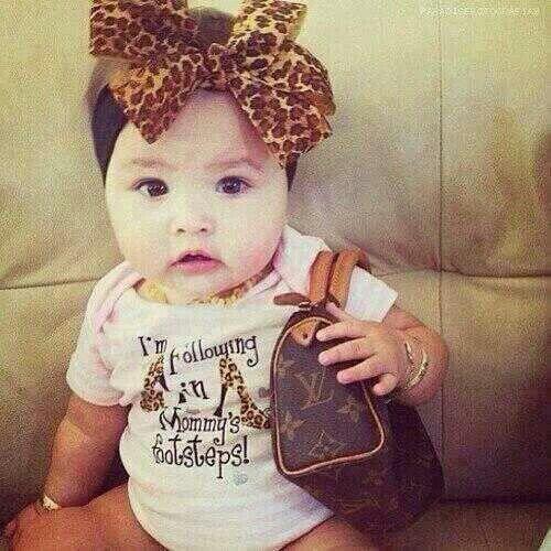 Baby Louis Vuitton | Louis Vuitton | Pinterest