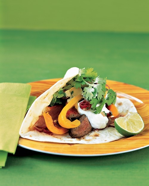 Beef Fajitas...Tastes awesome...Sooo EASY...and, enjoy this affordable ...