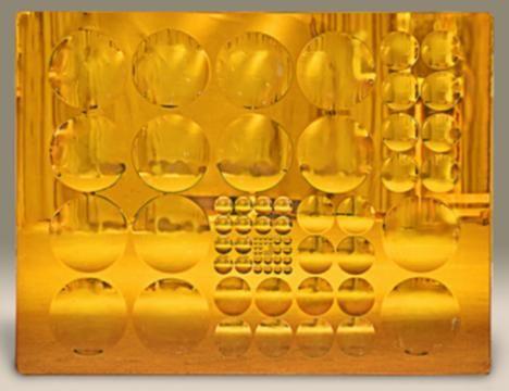Artista: POLESELLO, Rogelio Título: Sin título Año: 1973 Técnica: Acrílico Medida: 100x131