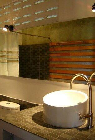 Escape  Bathroom on Escape Cabin Bathroom   Zen House