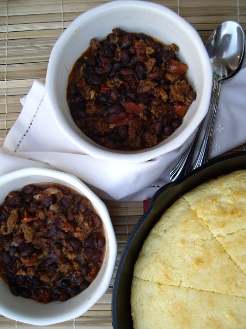 Mexican Winter Chili with Chocolate- Peanut, Tree nut, Egg, Soy ...