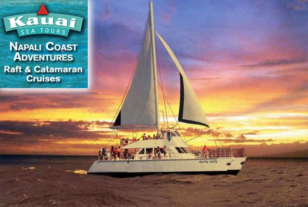 ENDED Contest: Na Pali Catamaran Sunset Dinner Cruise for Two - Six Ways to Enter