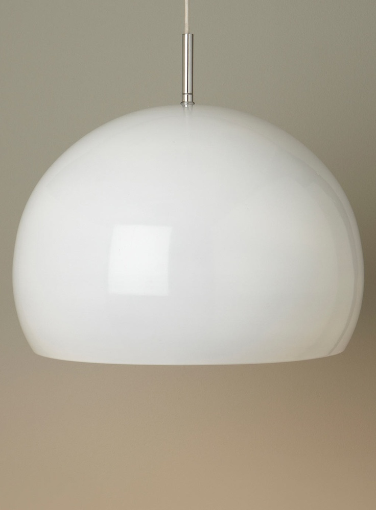 Glass pendant light john lewis pendant light for Kitchen lighting ideas john lewis