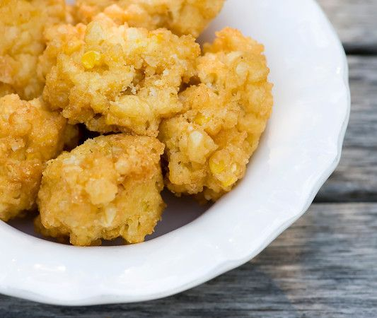 Corn fritters...would they still count as a vegetable?