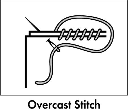 Knitting Overcast Stitch : Pin by Heather Blalock on Craft - Fabric - Felt Pinterest