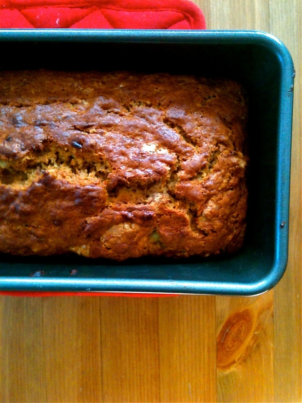 Bourbon banana bread | There will be food | Pinterest