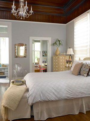 light blue grey walls bedroom pinterest
