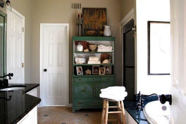 Luxury Cool Bathroom Storage Ideas