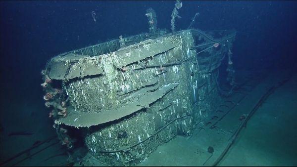 фотографии затонувших подводных лодок