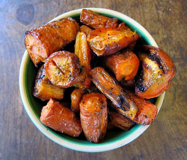 Roasted Carrot Soup | Soup | Pinterest
