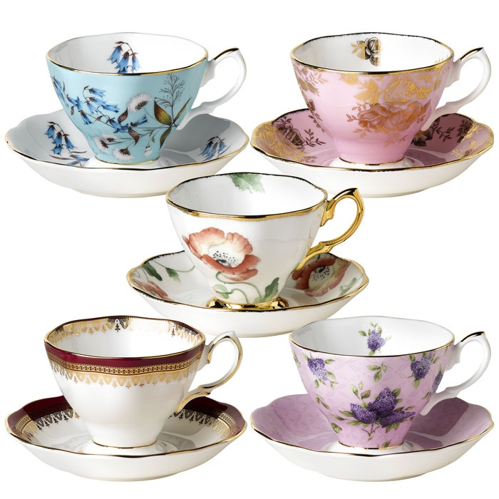 Royal Albert tea cup set. Just lovely. | For the Home ...