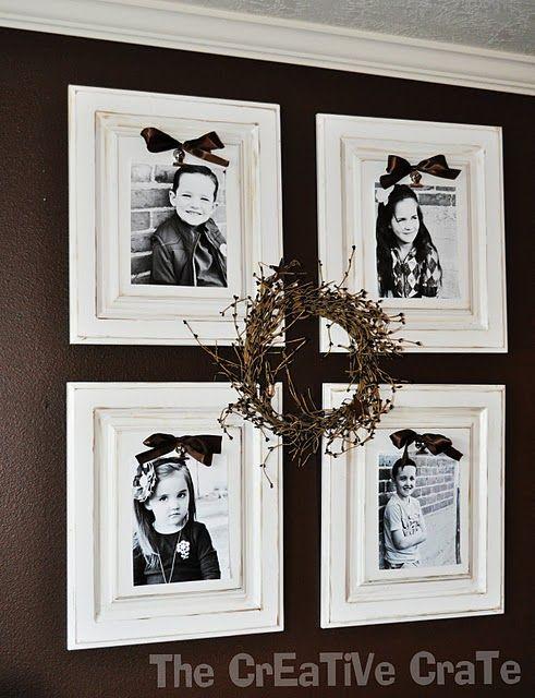 Photo Decorating Ideas #walls