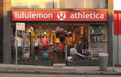 Lululemon! best store ever!