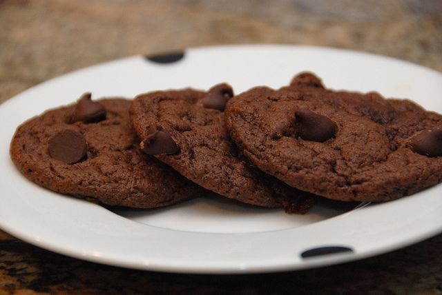chocolate buttermilk cookies - delicious! perfect for satisfying a ...